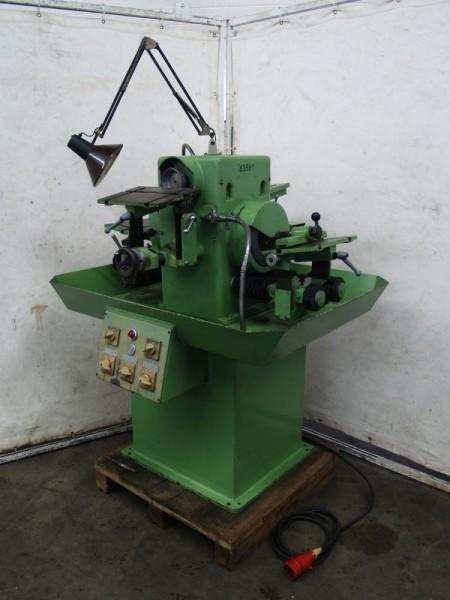 Stähleschleifbock, Stähleschleifmaschine