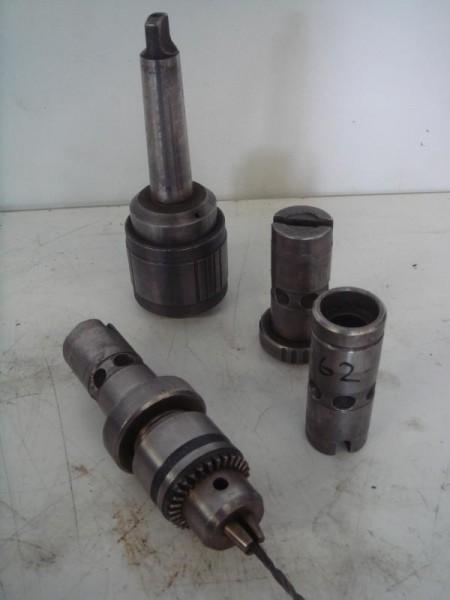 Werkzeugaufnahme - Schnellwechselaufnahme