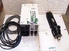 Servomotor mit Umrichter