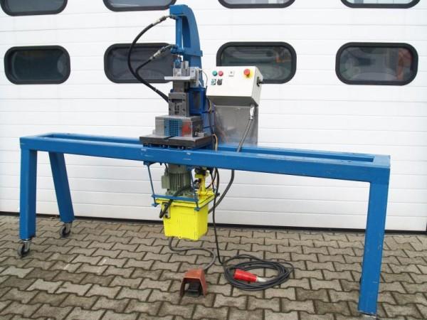 Einständer Hydraulikpresse