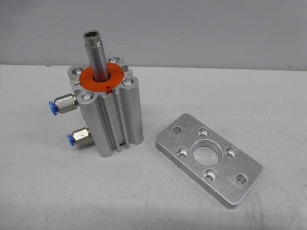 Pneumatik Zylinder, Kompaktzylinder Druckluftzylinder, Pneumatikzylinder