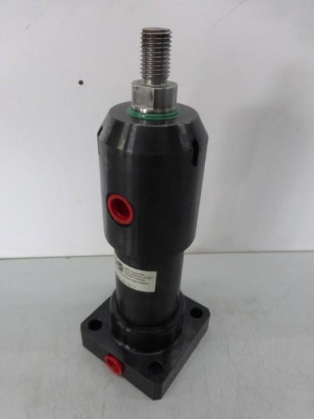 Hydraulikzylinder Doppeltwirkend Flanschzylinder