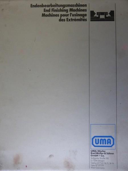 Bedienungsanleitung, Betreibsanleitung Kopierdrehautomat UDREMAT