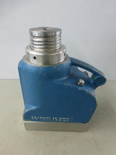 Hydraulikstempel, Hydraulikzylinder, Hydraulischer Hebebock, Maschinenheber