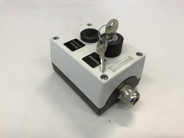 Schaltergehäuse, Aufbaugehäuse, Alugehäuse Bediengehäuse, Gehäuse für Befehlsschalter und Taster