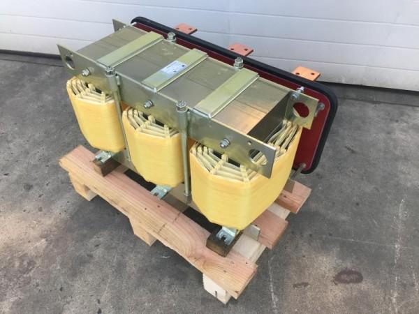 3 Phasen Netzdrossel, Drehstrom-Drosselspule, EMV-Filter, Drossel für PV Anlagen