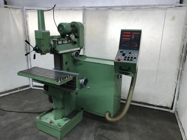Univ. Werkzeugfräsmaschine, Fräsmaschine
