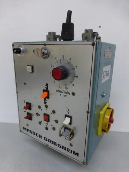 Fotoelektrische Abtasteinrichtung, Optischer Abtastkopf für Bearbeitungsmaschinen, Fotooptische Br