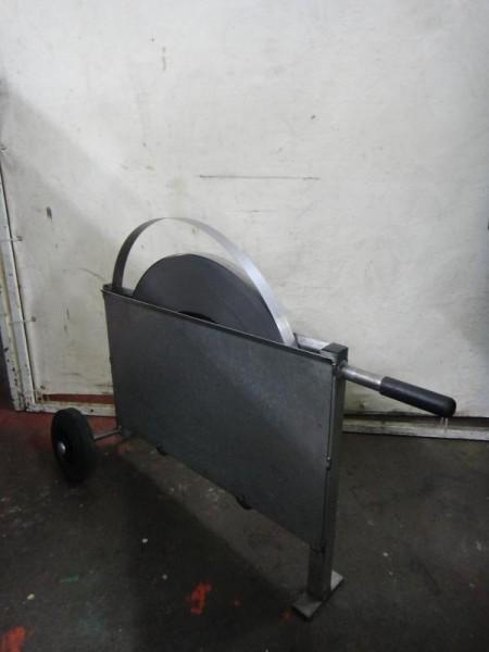 Stahlband Abrollgerät für Verpackungsstahlband