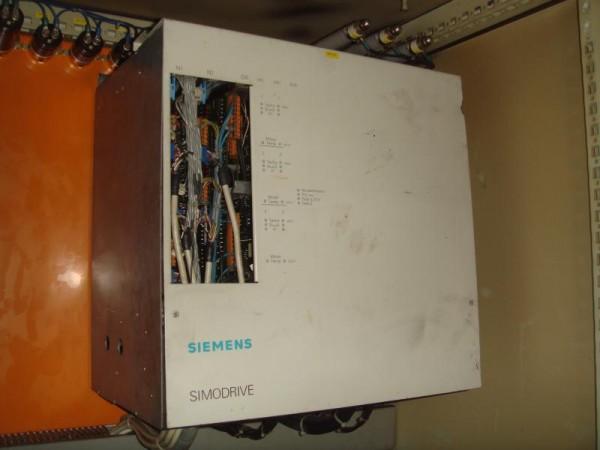 Siemens Transistor-Pulswechselrichter Servosteller