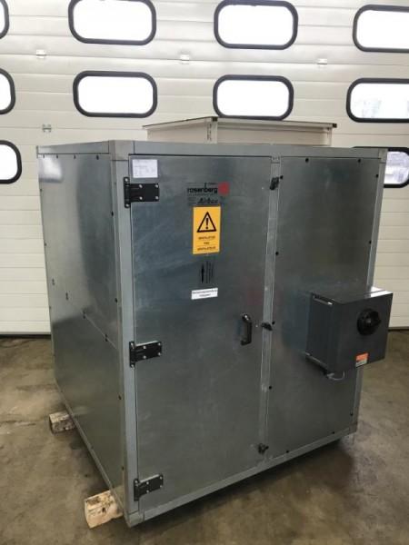 Radialventilator, Airbox, Ventilator, Absaugung