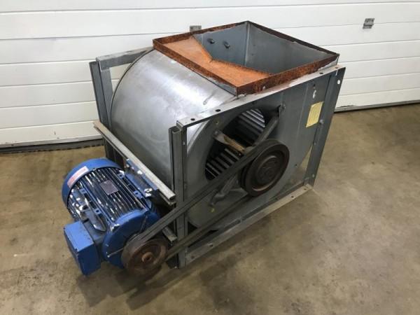 Radialventilator, Ventilator für Hallenheizung Absaugventilator, Lüfter