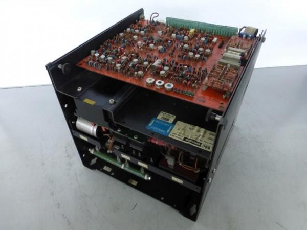 Doppel- Stromrichter, Gleichstromregler Stromrichter Gerät, Antriebsregler, Servoregler