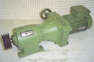 Getriebemotor mit stufenloser Drehzahl