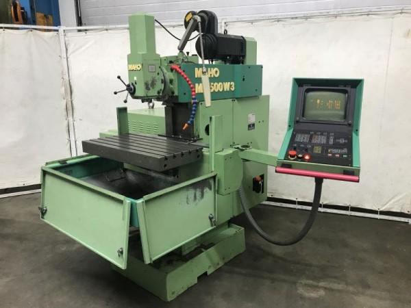 CNC Werkzeugfräsmaschine