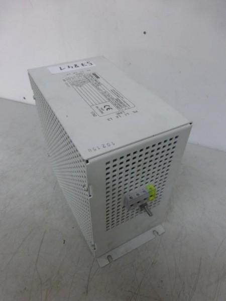 3 Phasen, 3 x AC- Vorschaltgerät, Netzanschlußmodul, Netzfilter