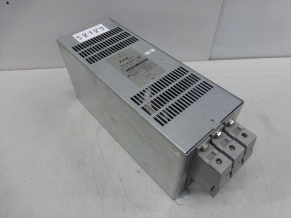 3 Phasen, 3 x AC- EMV-Filter, Vorschaltgerät, Netzanschlußmodul, Netzfilter