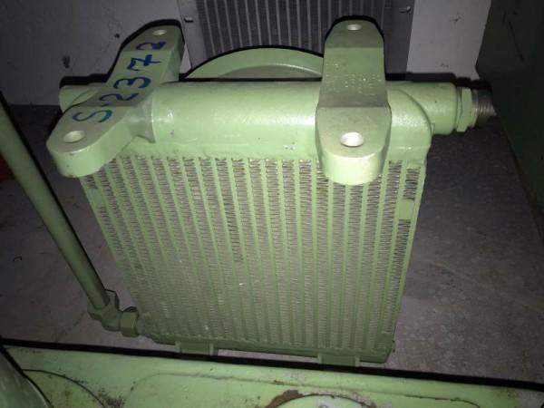 Hydraulik Oelkühler, Hydro-Ölkühler Wärmetauscher Öl-Luft mit Gebläse