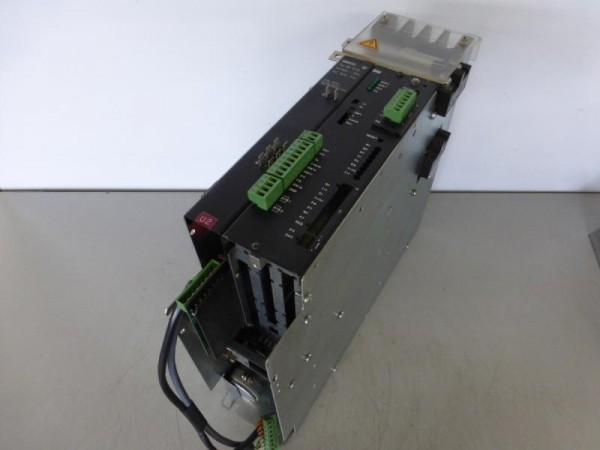 AC- Servoantrieb, Frequenzumrichter Servoregler, Servosteller, Antriebsregler
