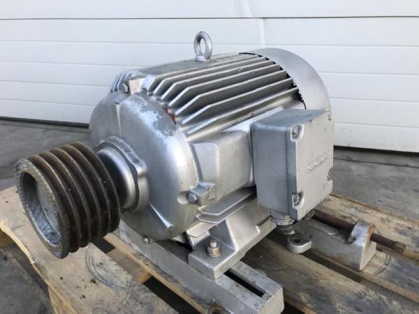 Elektromotor, E-Motor, Drehstrommotor, Kraftstrommotor Fußmotor B3
