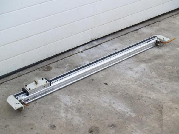 Kolbenstangenloser Druckluftzylinder Lineareinheit