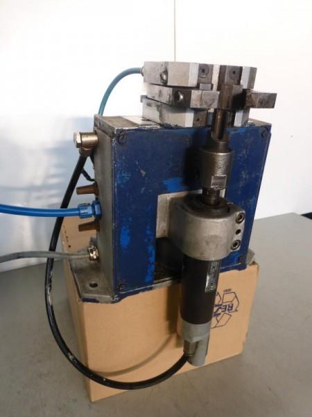 Düsenreinigungsautomat, Brennerreinigungs-Station, Gasdüsen-Reinigungsgerät für MIG MAG Roboterschwe