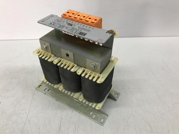 3 Phasen Motordrossel, Drehstrom- Drosselspule, EMV- Filter, Netzdrossel, Drossel, Netzfilter, Indu