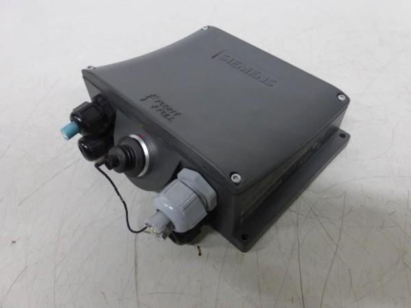 Anschluss-Box, Klemmenbox mit Steckerbuchse für Mobile Panel Serie 170, Mobile Panel 270 für Teach P