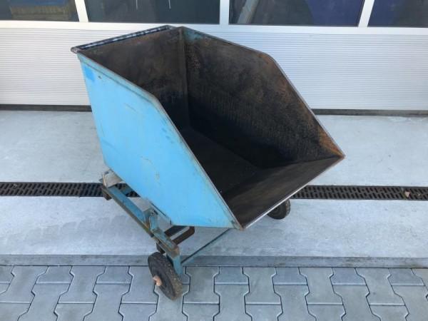Spänekübel - Schüttkübel - Kippbehälter Gaerner