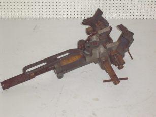 Druckluftbohrmaschine mit 4-Kantantrieb