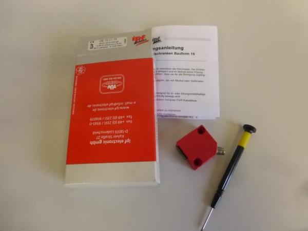 Optischer Sensor Empfänger , Reflexlichtschranke