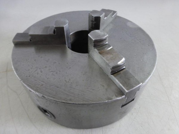 3-Backen Drehfutter WERI (Made in Germany)