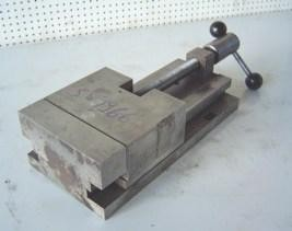 Mechanischer Schraubstock